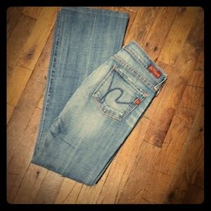 Citizen of Humanity Jeans Bootcut - Kelly - Sz 25